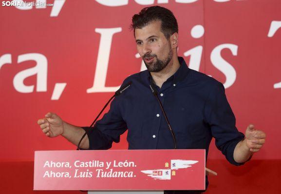 """Foto 1 - Tudanca tacha de """"mentiroso"""" a Mañueco por varias de sus declaraciones"""