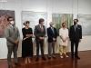 De izquierda a derecha, Enrique Rubio, Claudia Rodríguez-Ponga, Carlos Martínez, Carlos Zurita, Alicia Marsans y Rafael Benjumea. / Belén Lafuente