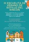 Foto 1 - Abierto el plazo para la 'III Escuelita de Verano de Sotillo del Rincón'