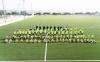 Foto 1 - El Campus de Verano del Numancia arranca en la Ciudad Deportiva con alrededor de 80 alumnos