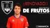 Foto 1 - De Frutos renueva una temporada y pasa el primer equipo del Numancia