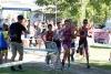 Foto 1 - Cataluña y Comunidad Valenciana ganan los Campeonatos Nacionales de Triatlón Escolar en Almazán