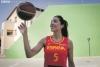 Foto 2 - Juegos Olímpicos: Cristina Ouviña jugará mañana unos cuartos de final históricos
