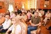 Público asistente a la conferencia de Florencio Domínguez. /SN