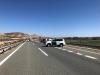 Foto 1 - Un joven madrileño detenido por robar palés de los camiones en la A2