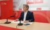 El diputado socialista por Soria, Javier Antón.