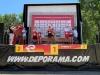 Foto 1 - Muñoz e Izquierdo, nuevos ganadores regionales de Triatlón Sprint en Almazán