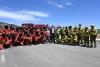 Foto 2 - Mañueco destaca que el Ejército representa el trabajo conjunto que demanda la sociedad para proteger a las personas