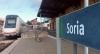 Imagen de la estación de El Cañuelo, en la capital soriana. /SN