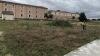 Labores en el exterior de la residencia San José, en El Burgo. /Dip.
