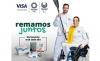 Foto 1 - Visa y Caja Rural de Soria se preparan para Tokyo 2020 conTeresa Perales y Saúl Craviotto