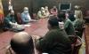 Reunión entre la Subdelegación y la Junta para abordar el furtivismo. /SdG