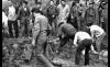 Foto 1 - 50 años de la exhumación de 'Los diez' de El Burgo de Osma