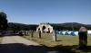 Una imagen de archivo del campamento. /Historia de Covaleda