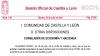 Foto 1 - Consulta en el Bocyl las medidas especiales para la contención del coronavirus