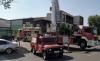 Foto 1 - Intervención de los bomberos en el polígono Las Casas