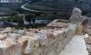 Una imagen de la muralla en uno de sus tramos restaurados. /SN