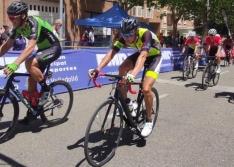 E. Leclerc Soria Equipo Ciclista cosecha una buena actuación en el Campeonato de España M&aacute