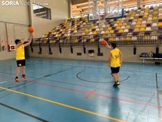 Campus de Baloncesto de Nacho Azofra.