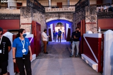 Foto 2 - Exitosa noche de teatro en El Burgo