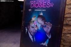 Foto 3 - Exitosa noche de teatro en El Burgo