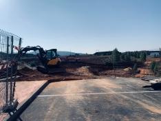 Foto 3 - Comienzan las obras de la tercera fase en la Ronda del Duero