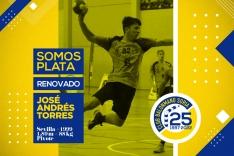 El BM Soria renueva a Torres y Vallejo