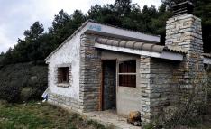 Refugio Alcarama, en San Pedro Manrique. /Jta.