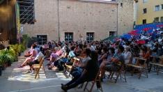 Actuaciones de la segunda jornada del Enclave de Agua. /M-Audiovisuales