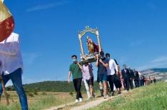 Celebración en honor a Santa María Magdalena en Valdelagua del Cerro.