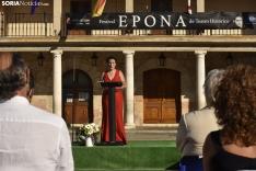 Inauguración del Festival Epona.