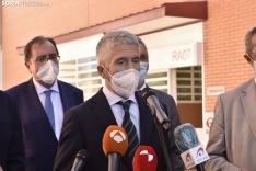 Inauguración de la nueva cárcel de Soria.