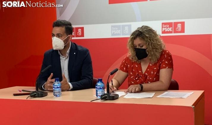 El PSOE de Castilla y León exige la desescalada de la sanidad pública