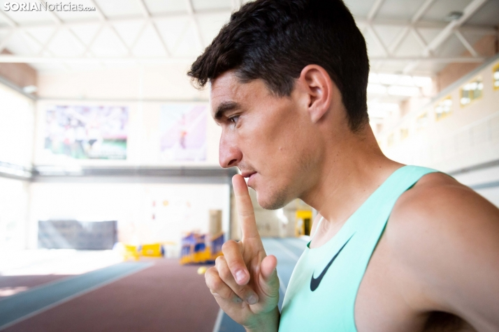 Dani Mateo intentará hacer historia en los Juegos Olímpicos de Tokio