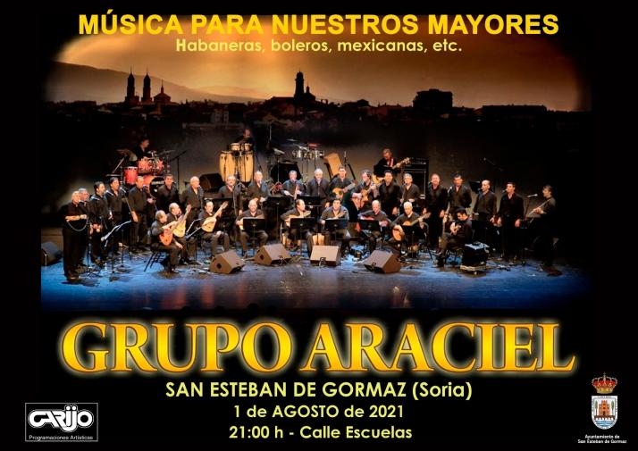 Un concierto para celebrar el Día de los Abuelos en San Esteban