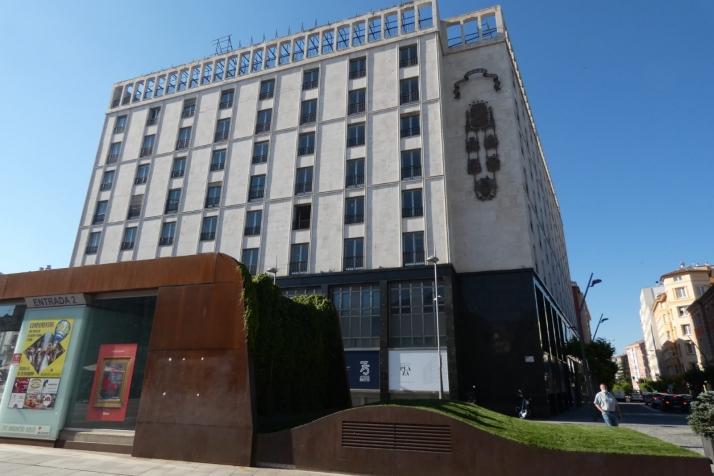 Foto 1 - Ciudadanos Soria solicita paralizar la licencia de obras del Edificio Plaza