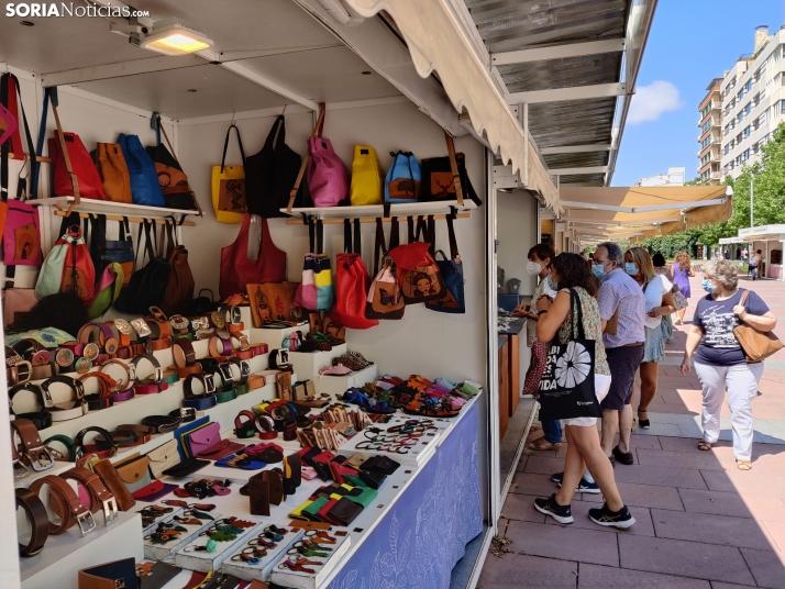 La mejor artesanía de Castilla y León se cita en Soria