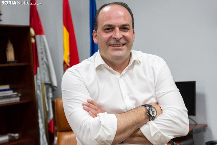 Miguel Cobo en una imagen de archivo. /María Ferrer
