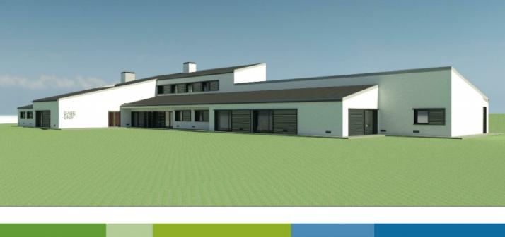 Presentación del proyecto de la nueva base de la Brif de Lubia.