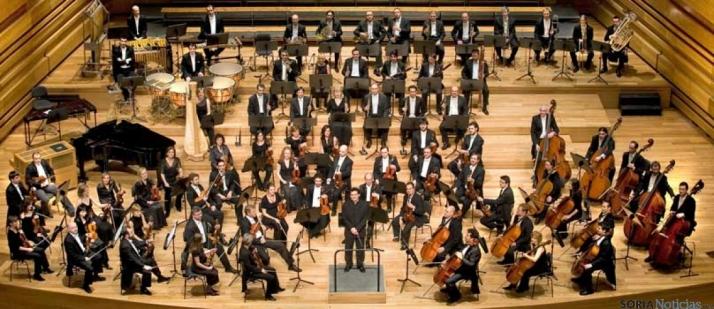 Foto 1 - La Orquesta Sinfónica de Castilla y León hará parada en Soria el 20 de julio