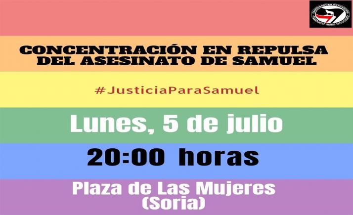 Foto 1 - Esta tarde, concentración para condenar el asesinato de un joven en La Coruña