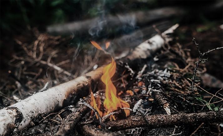 Foto 1 - El Ayuntamiento recuerda la prohibición de hacer fuego en todo el término municipal ante el alto riesgo de incendios
