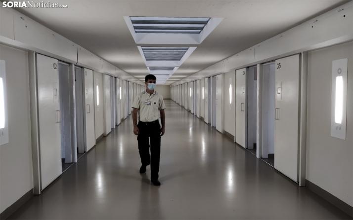 Foto 1 - Galería: Conoce todos los detalles de la nueva cárcel de Soria