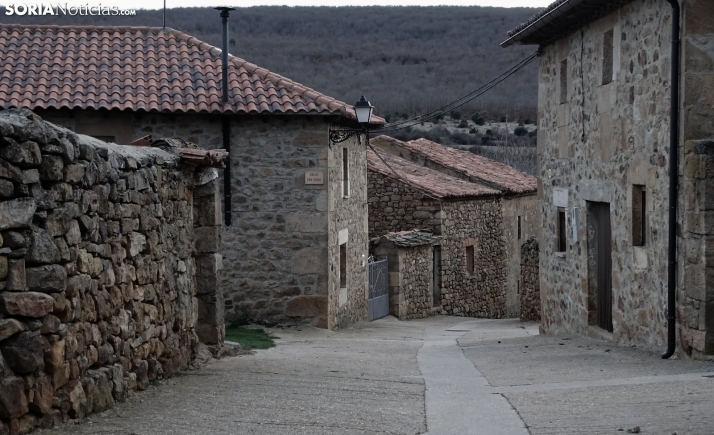 Una imagen de Narros, municipio que se beneficiará de una de las actuaciones aprobadas. /SN