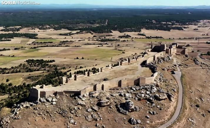 La Junta adjudica la redacción del Plan Director del Castillo de Gormaz