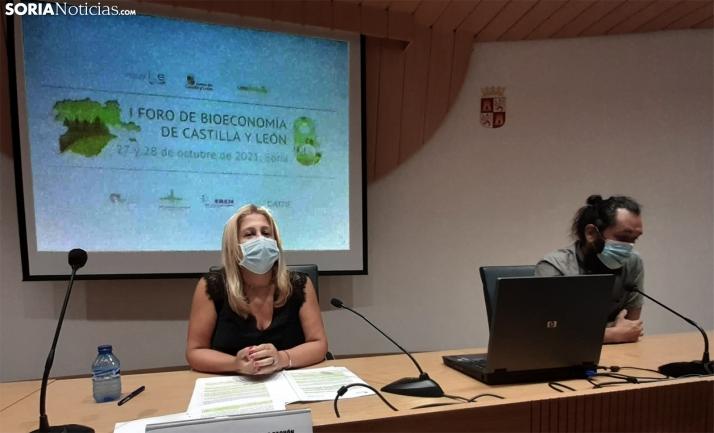 Soria será en octubre la capital europea de la bioeconomía