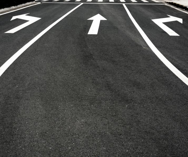 Foto 1 - El Ayuntamiento adjudica el repintado de las señalizaciones horizontales de Soria por 80.000 euros