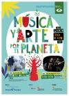 Foto 2 - Música y arte por el planeta, este jueves en Langa