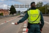La Guardia Civil de Soria en un control en una imágen de archivo. María Ferrer.