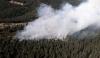 Imagen aérea del incendio. /INFOAR